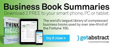 GetAbstract business book summaries