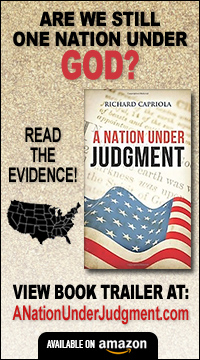 A Nation Under Judgment by Richard Capriola