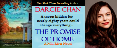 The Promise of Home: A Mill River Novel by Darcie Chan