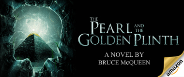 The Pearl and the Golden Plinth by Bruce McQueen
