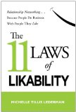 The 11 Laws of Likability: Relationship Networking