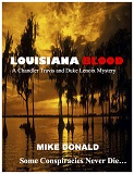 LOUISIANA BLOOD - A Chandler Travis and Duke  Lanoix mystery