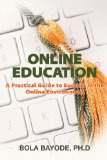 Online Education (b/w)