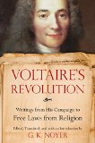 Voltaire's Revolution: Writings from His Campaign to Free Laws from Religion