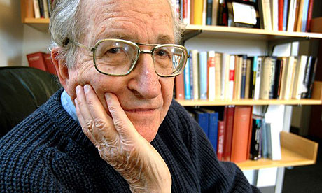 Noam Chomsky interview transcript